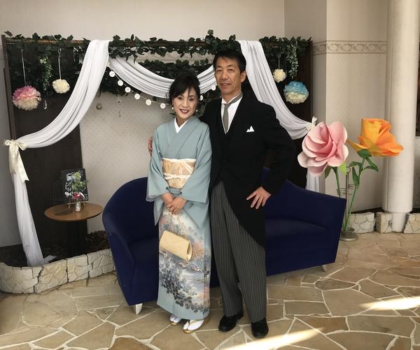 結婚式の前日に    シミ/シワ/タルミ/老化